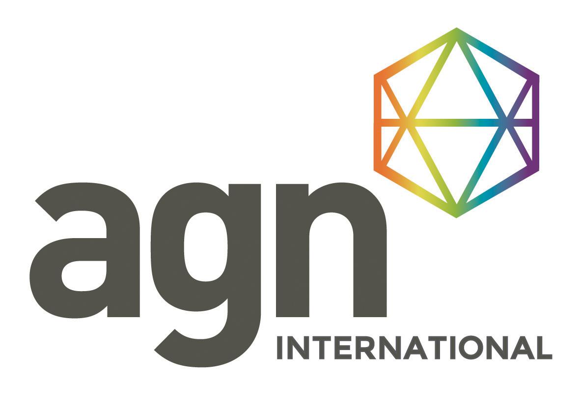 לוגו של הרשת הבינלאומית AGN International